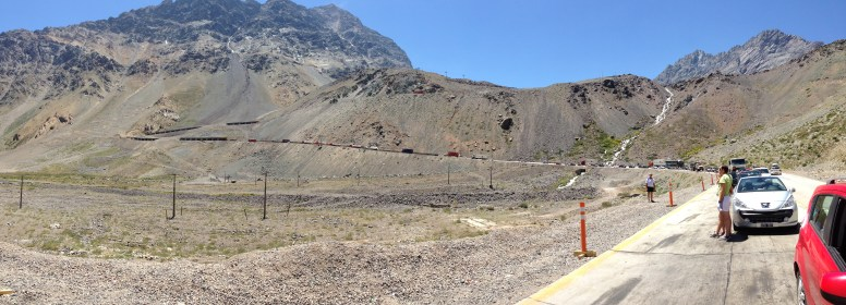 Andes pano