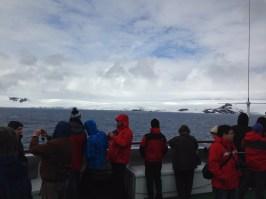 Day 1 Antarctica