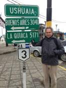Joe Ushuaia
