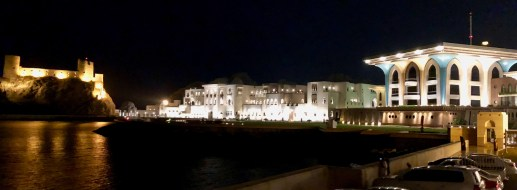 Royal Palace Muscat