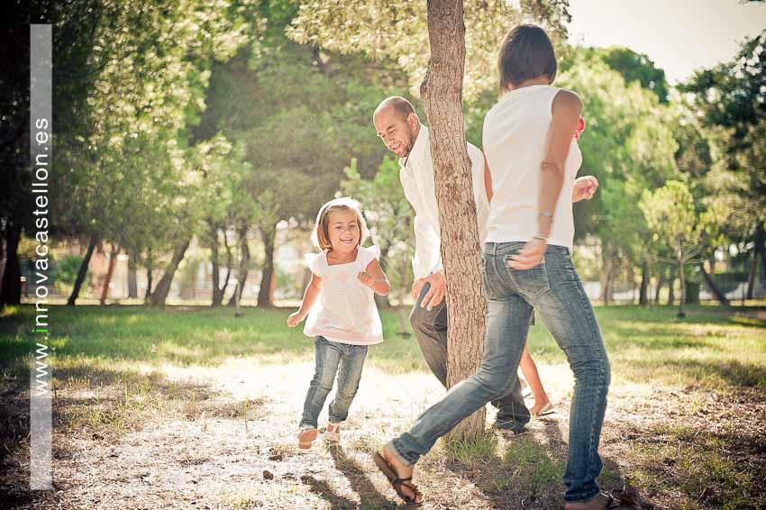 Sesión fotográfica de familia. Fotografía original, diferente (41)
