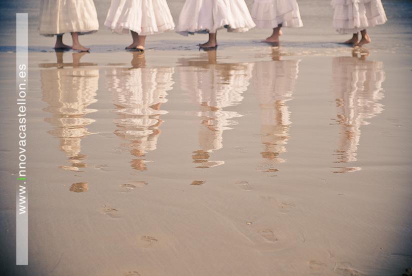 Sesión fotográfica en la playa, fotografías grupos regionales, Fotografo en castellón, Fotógrafo Gaitas Castellón (10)