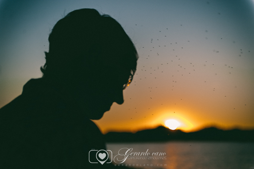 Fotos Boda Cuenca: Sesión de pre-boda con girasoles en Cuenca (1)