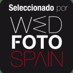 Fotografo reconocido y recomendado por Wedfotospain