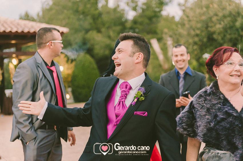 boda civil en La espuela, en Alcora