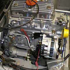 Case Tractor Wiring Diagram Club Cart Golf Alternator Conversion