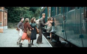 Fanny's journey train