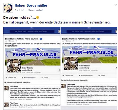 "Screenshot Facebook ""Frankfurt Vegan"" https://www.facebook.com/groups/393855230632793/?fref=ts"