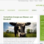 PeTA macht auf Öko-Strom – Tierleidfrei?