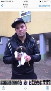 Screenshot Facebook Stefan Klipstein Beruf Notorischer Denunziant