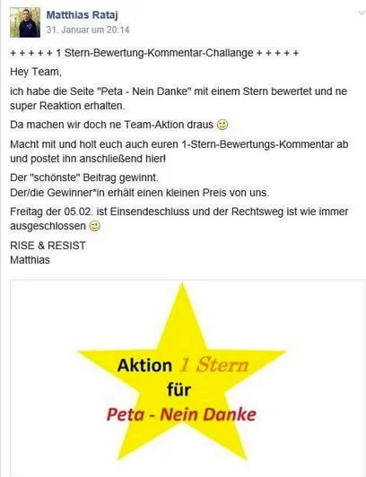 Screenshot Peta Zwei Streetteam
