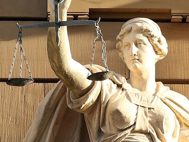 Straftaten sind Legitim