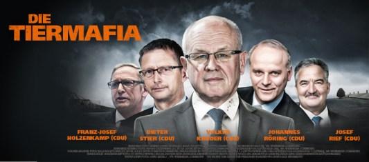 PeTA betitelt Bundesregierung als Mafia / Screenshot PeTA.de