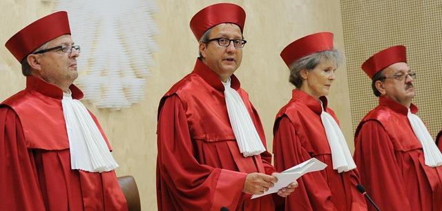Sind die deutschen Richter noch bei Sinnen?