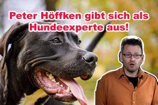 Peter Höffken von PeTA weiß über Chico alles besser