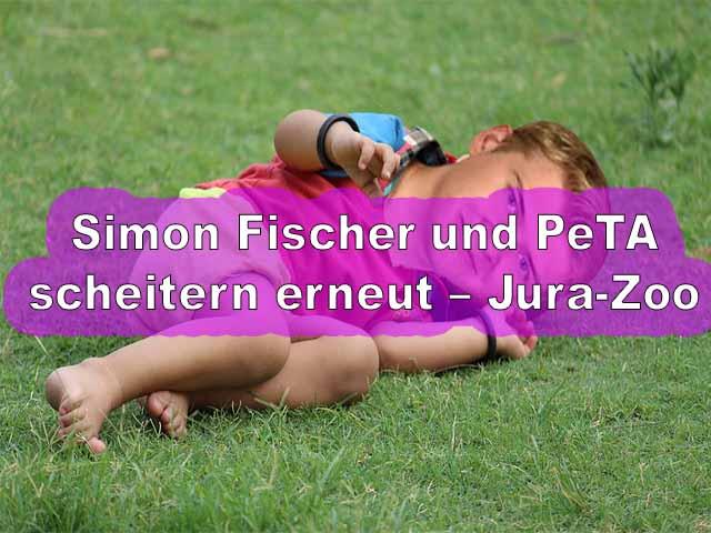 Simon Fischer und PeTA scheitern erneut – Jura-Zoo