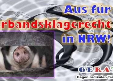 Endgültiges Aus für Verbandsklagerecht in NRW