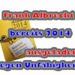 Unfähigkeit von selbst ernannten Zooexperten Frank Albrecht von Endzoo bereits 2014 bestätigt!!! (32)