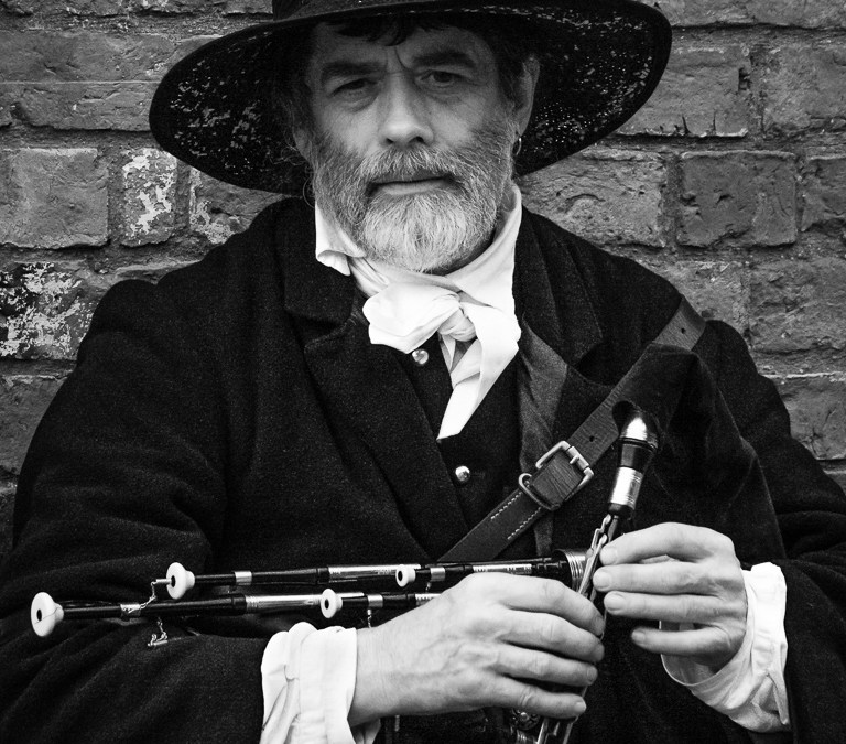 The Northumbrian Piper