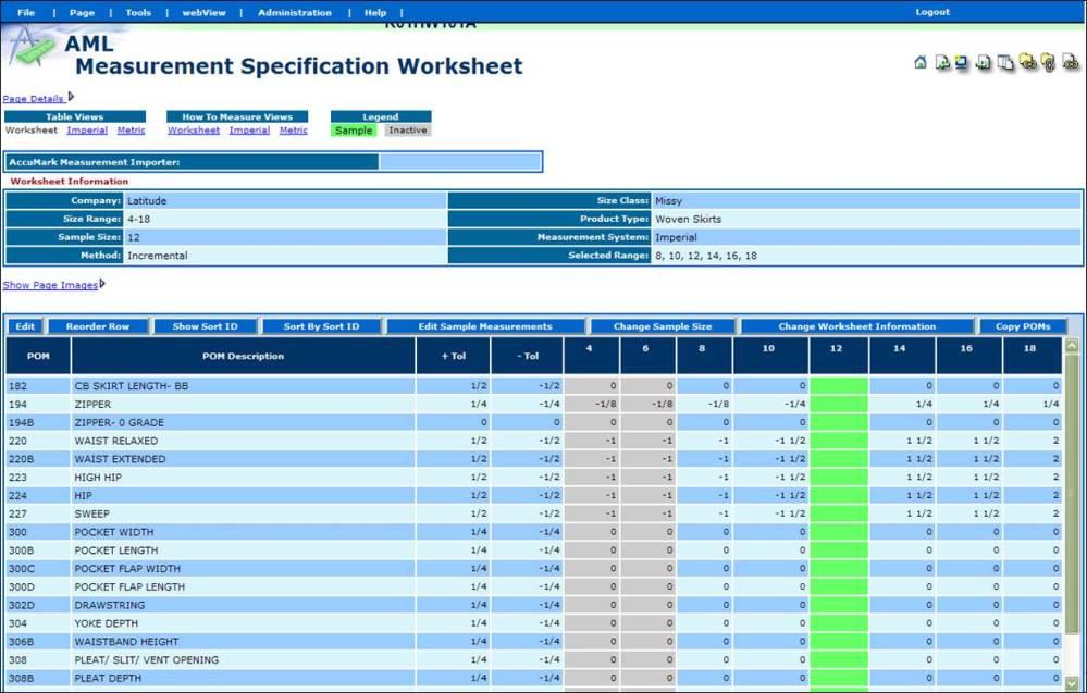 medium resolution of Measurement Worksheet