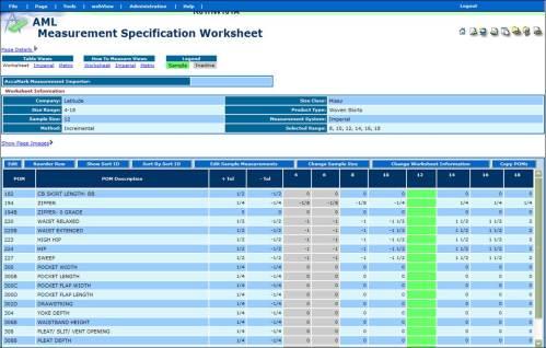 small resolution of Measurement Worksheet