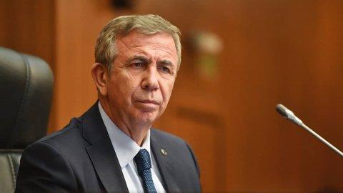 Ankara Büyükşehir Belediye Başkanı Mansur Yavaş'tan ilk genelge