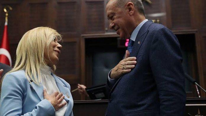 Erdoğan'ın rozet taktiği eski İYİ Partili Çokal, AKP için 'Şahsım Partisi' demişti