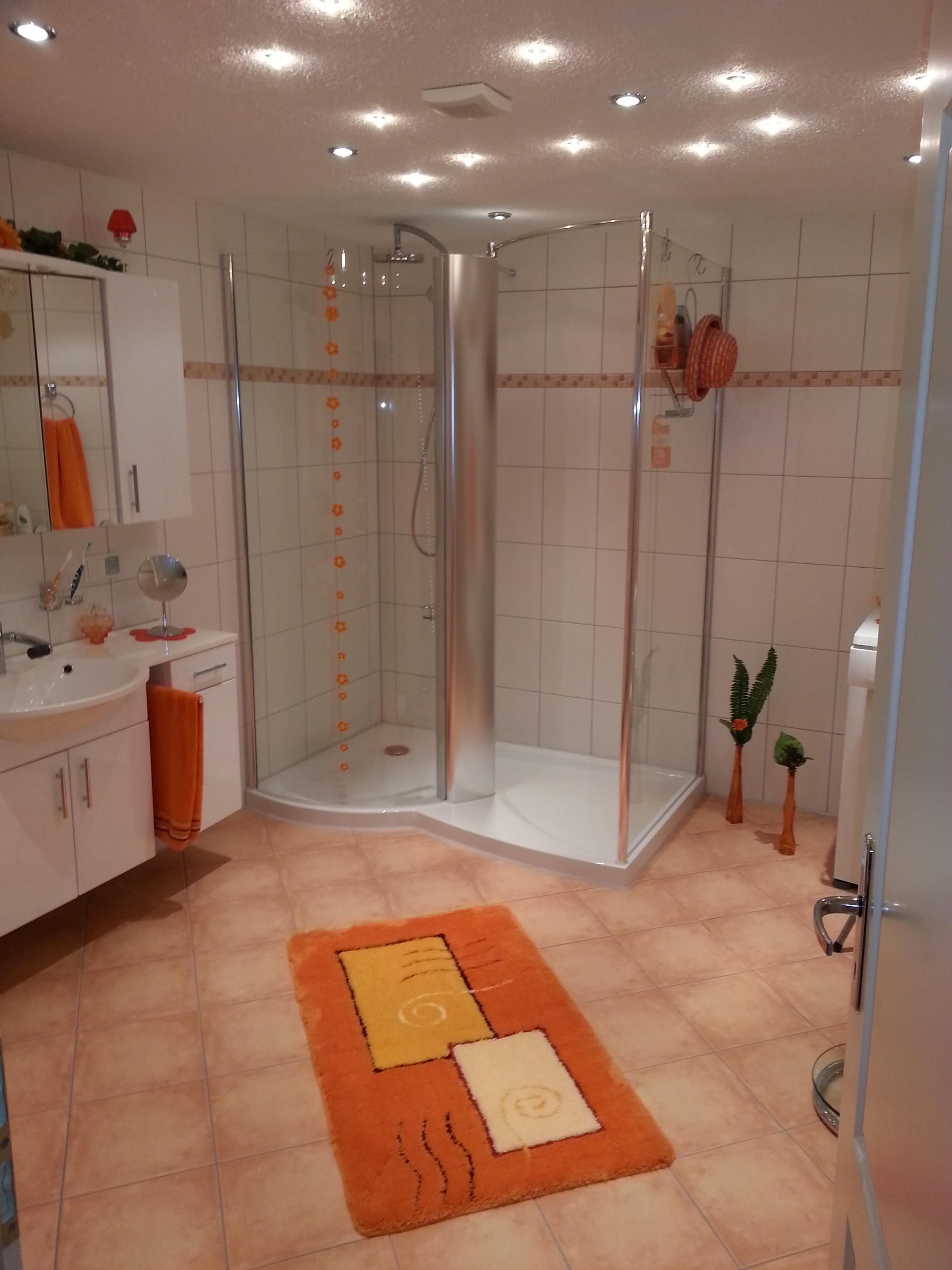 Gerd Nolte Heizung  Sanitr  Badezimmer Terrakotta