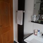 Gerd Nolte Heizung  Sanitr  Modernes Badezimmer in schwarz wei
