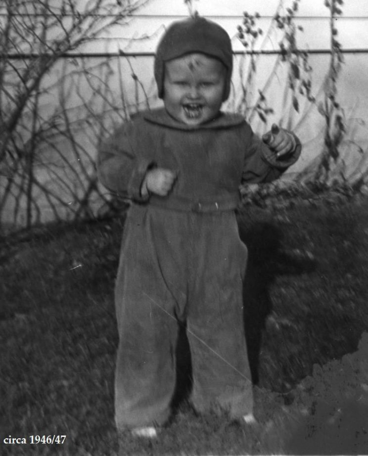 Michael toddler 1946-7