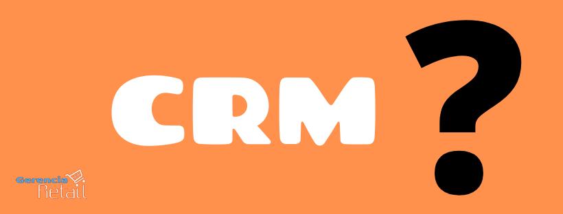 que es CRM