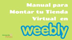 Manual Tienda Weebly