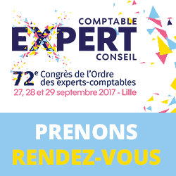 Congrès de l'ordre des Experts Comptables 2017