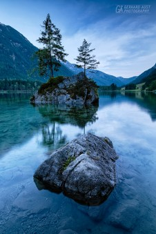 Hintersee Evening (1)