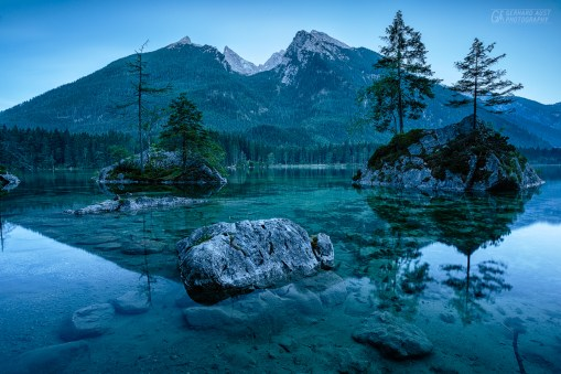 Hintersee Evening (2)