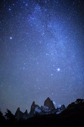 ... und mit Sternen