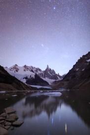 ... und Sterne am Cerro Torre :-)