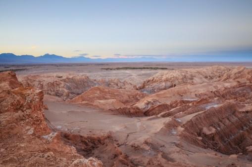 Mirador Cordillera del Sal
