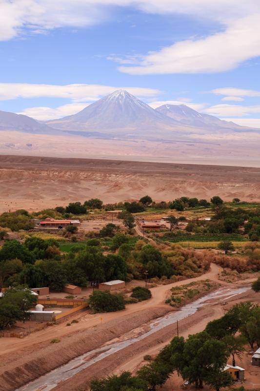Ein kleiner Teil von San Pedro de Atacama