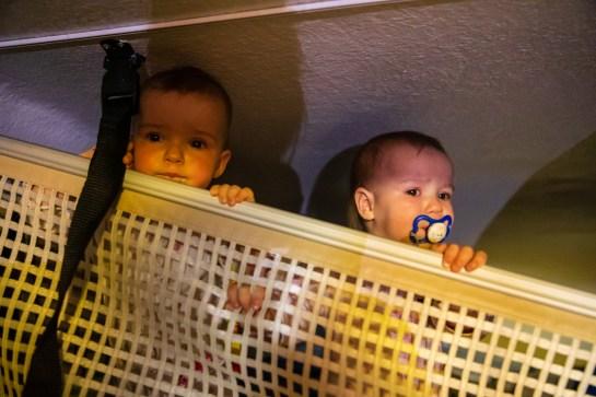 Aufstand der nimmermüden Babies...