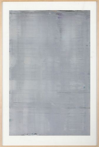 Abstract Painting Grey 880 3 187 Art 187 Gerhard Richter