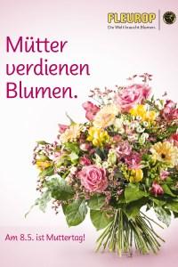 Muttertag, Sonntag 08.05.2016 Aktuell Allgemein  %GerhardtBlumen
