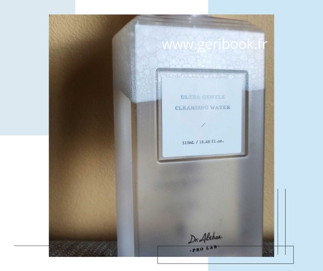 lotion Dr Althea Ultra Gentle Cleansing Water