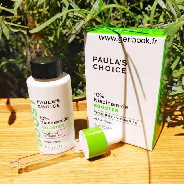 sérum Paula Choice concentré à 10% de niacinamide