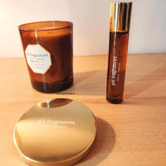 bougie écologique clean parfum france de luxe éco responsable ph fragrances