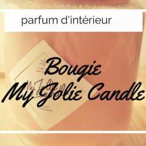 Quel avis sur My Jolie Candle Bougie XXL Fleur Oranger ?