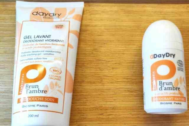 deo daydry probiotique gel douche