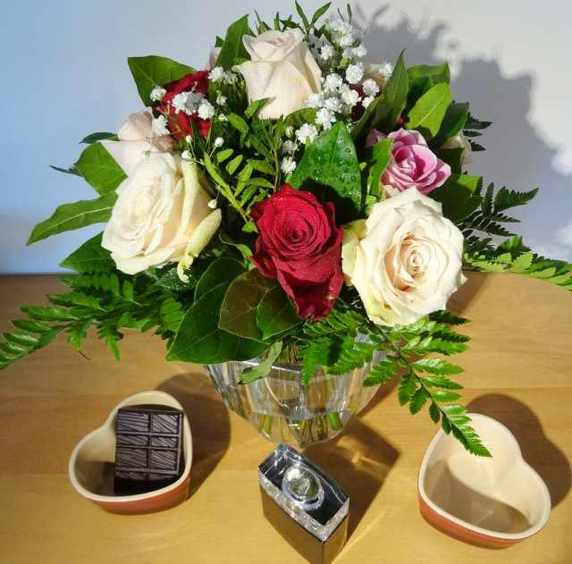 joli bouquet amour interflora blog valentin