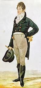 """Beau"" Brummell, Courtesy of Wikipedia"