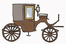 Original look of Brougham Carriages, Courtesy of Wikipedia